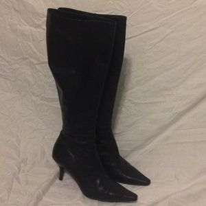 Heeled boots (COLE HAAN)
